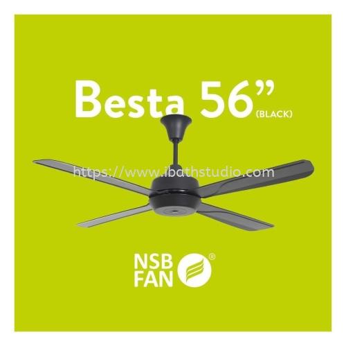 NSB BESTA 56 CEILING FAN