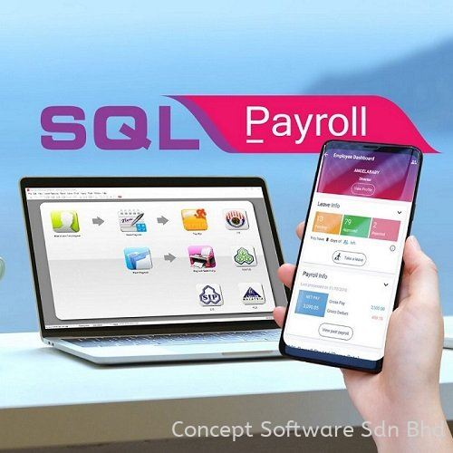 SQL Payroll Software SQL Payroll Software SQL Payroll Penang, Malaysia, Bukit Mertajam, Indonesia Software, System, Training, Supplier | Concept Software Sdn Bhd