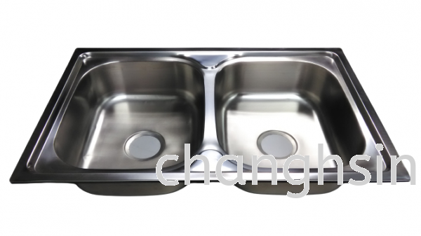 DOUBLE BOWL (NDS+42) LOWER GRADE SERIES SINKS Malaysia, Kedah, Kulim Supplier, Manufacturer, Supply, Supplies   Chang Hsin Industry (M) Sdn Bhd