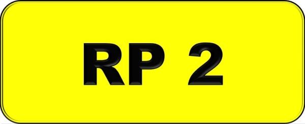 Number Plate RP2 Superb Classic Plate Johor Bahru (JB), Kuala Lumpur, KL, Malaysia. Service | AAA Premium Sdn Bhd