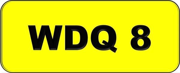WDQ8 VVIP Plate Johor Bahru (JB), Kuala Lumpur, KL, Malaysia. Service | AAA Premium Sdn Bhd