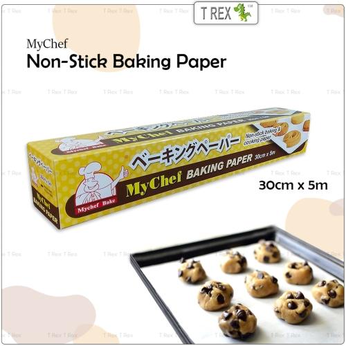 MyChef Non-Stick Baking Paper - 30cm x 5m