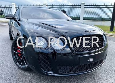 2010 Bentley 6.0 GT SUPERSPORTS (A) TWINTURBO FULL