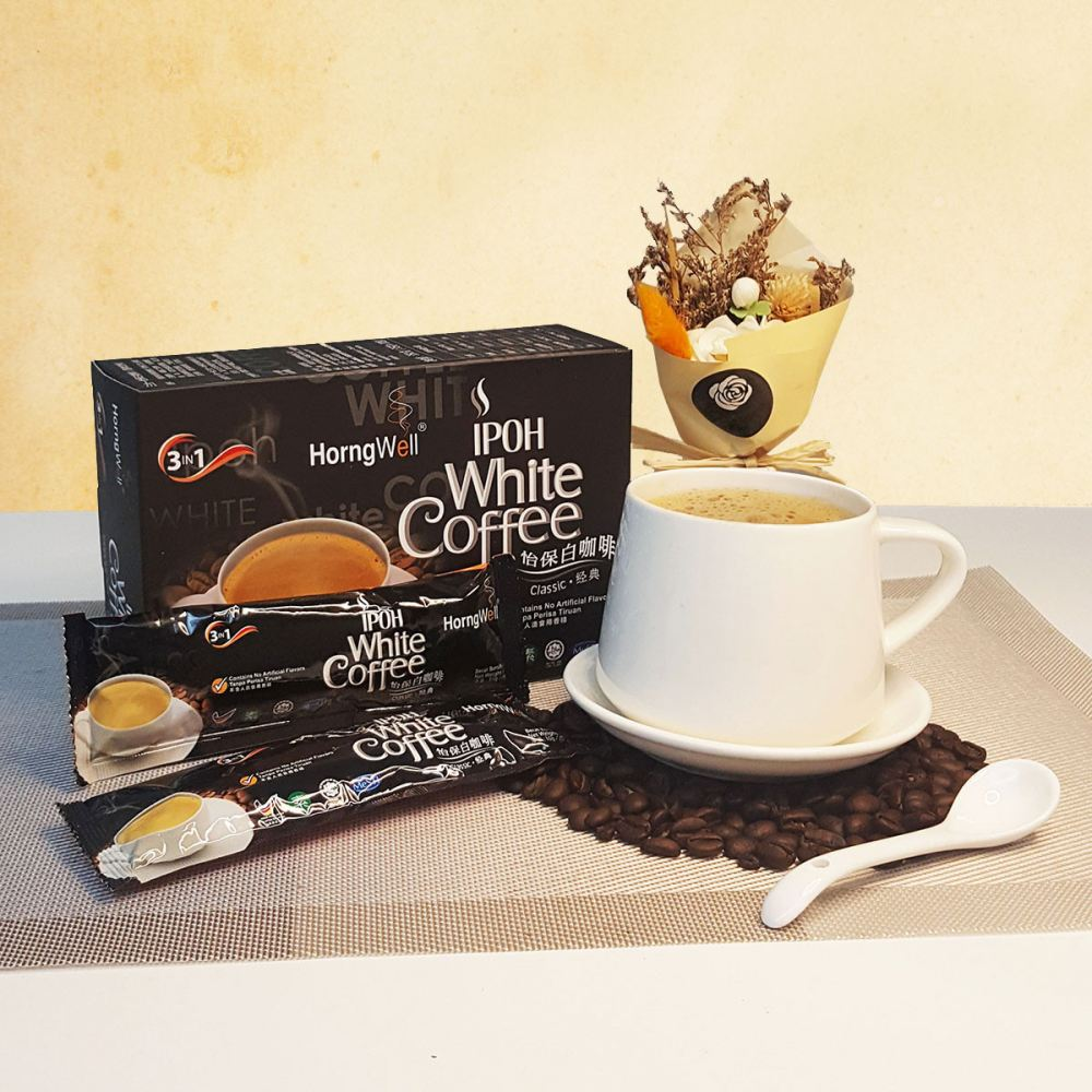 Classic White Coffee