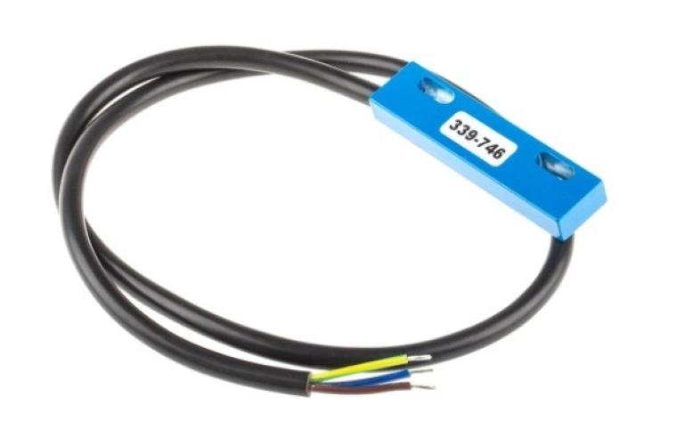 339-746 - RS PRO Proximity Switch Rectangular 250V, NO, 3 A