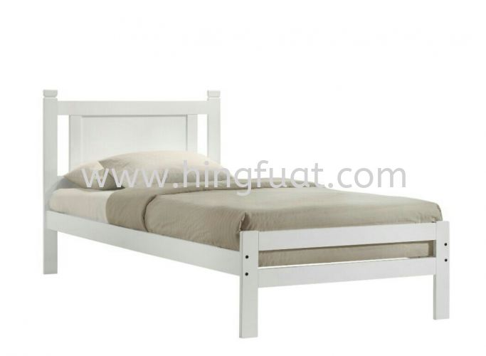 1050 Wooden bed