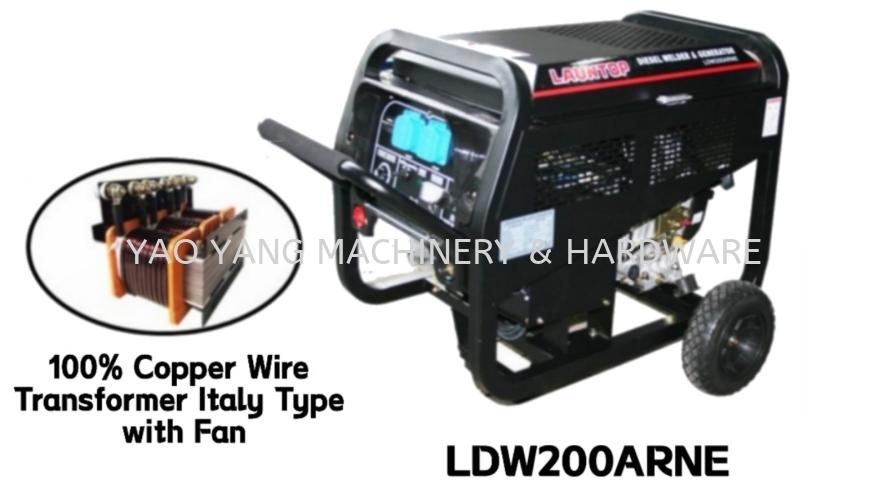 Diesel Welder Generator LDW200ARNE