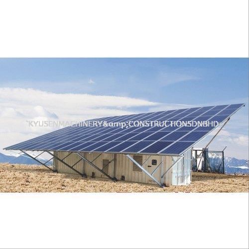 15kW Portable Solar Generator