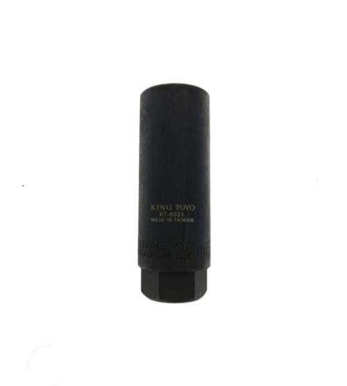 KingToyo 1/2″Dr. x 22mm Oxygen Sensor Socket KT-6021