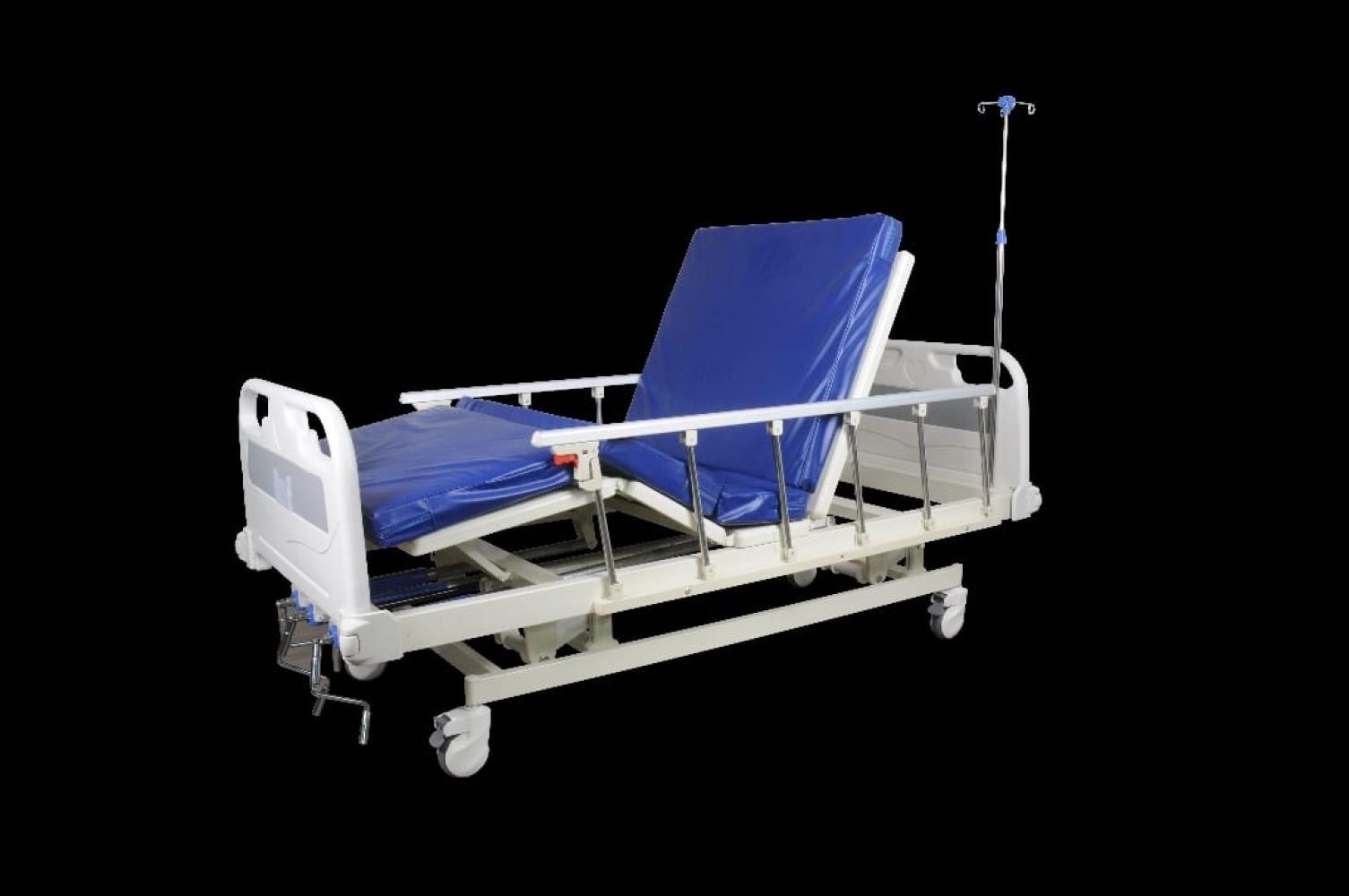 3 CRANK HOSPITAL BED MANUAL