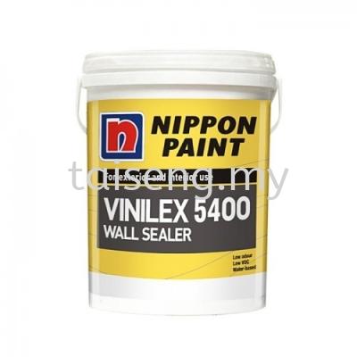 Nippon 5400 Vinilex Wall Sealer for Interior & Exterior 5L
