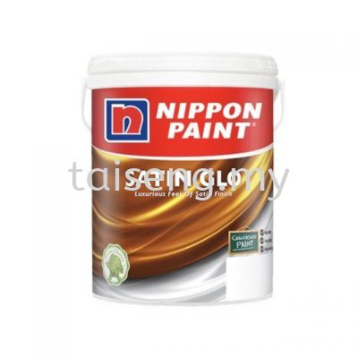 Nippon Paint Satin Glo for Interior 5L
