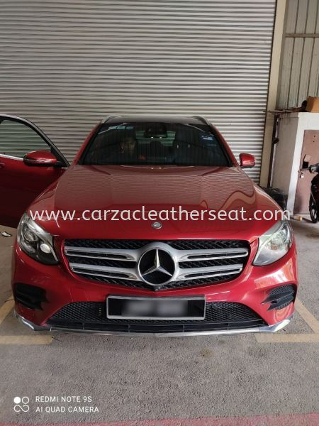 MERCEDES GLC 250 DRIVER SEAT REPLACE AND REPAIR  Car Leather Seat and interior Repairing Cheras, Selangor, Kuala Lumpur, KL, Malaysia. Service, Retailer, One Stop Solution | Carzac Sdn Bhd