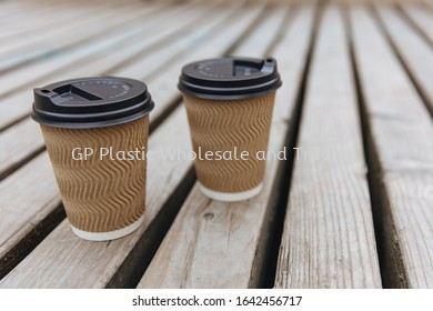 Ripple Hot Drink Paper Cup