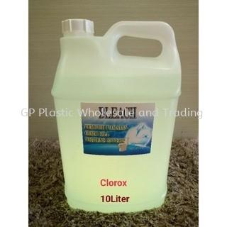 Bleach Clorox