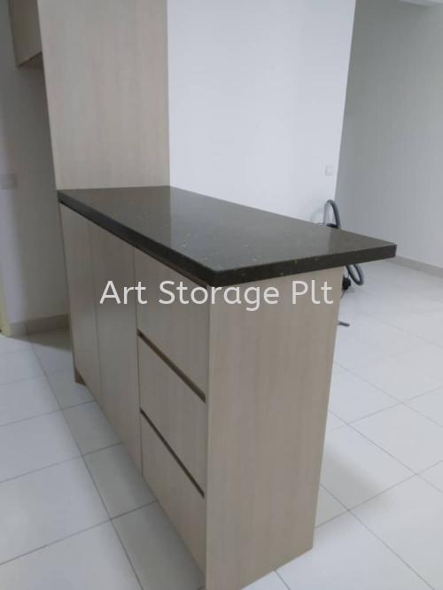 Modern Kitchen Design, Setia Eco Semenyih