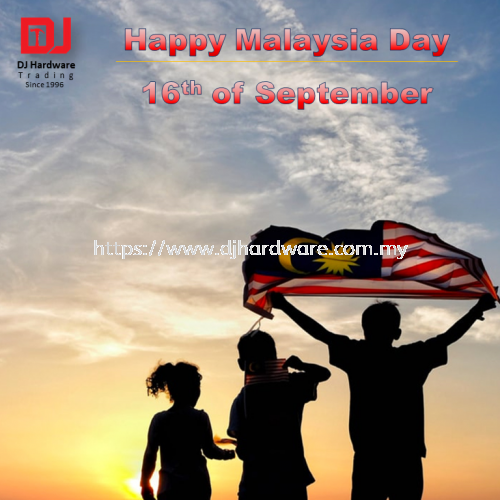 Happy Malaysia day 16th of September