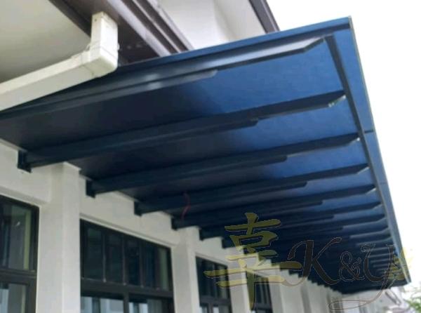 Polycarbonate Pergola Pergola Selangor, Malaysia, Kuala Lumpur (KL), Semenyih Service, Contractor, Supplier, Supply   K&Y Iron Works