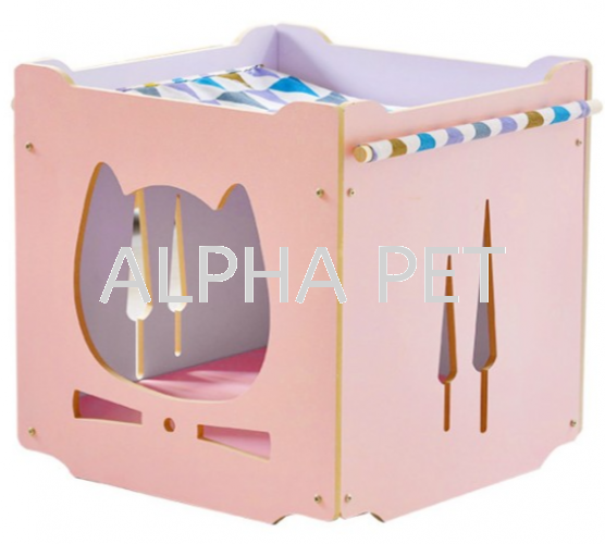 D.I.Y Cat House M size (CP6021)