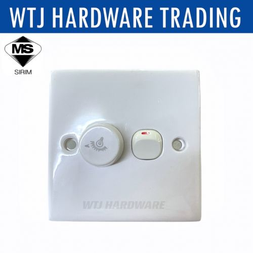 Light Dimmer with Switch 250v