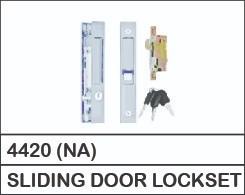 4420 (NA)  SLIDING DOOR LOCKSET SLIDING DOOR & WINDOW LOCK Aluskill Accessories Negeri Sembilan, Malaysia, Port Dickson Supplier, Manufacturer, Supply, Supplies   Aluskill (M) Sdn Bhd