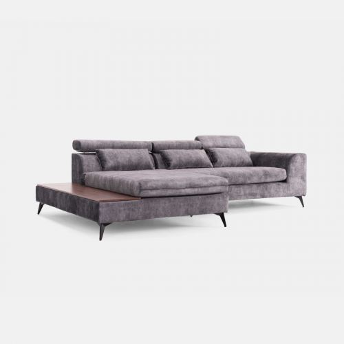 2 Seater Sofa + Left / Right Chaise Lounge