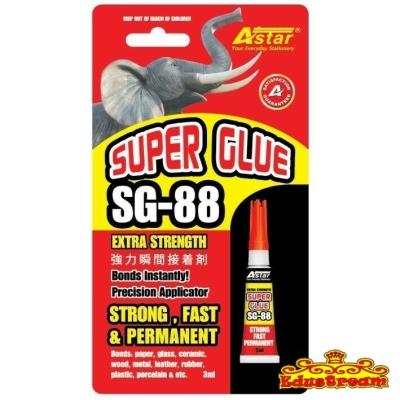 Astar Super Glue 3 ML (SG 88)