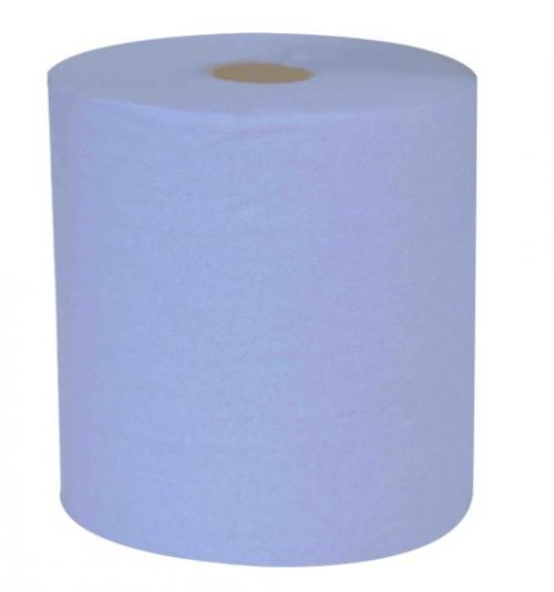 216-3105 - RS PRO Rolled Blue 175mm Paper Towel 2 ply, 405 Sheets