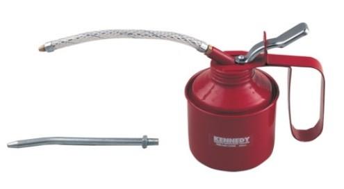 KEN5401350K - 350cc METAL OIL CAN - FORCE FEEDPUMP