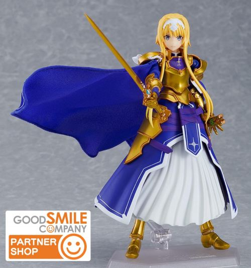 Good Smile Company : Sword Art Online Alicization: War of Underworld [543] figma Alice Synthesis Thirty
