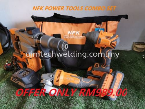 NFK COMBO SET LIMITED OFFER PRICE RM989