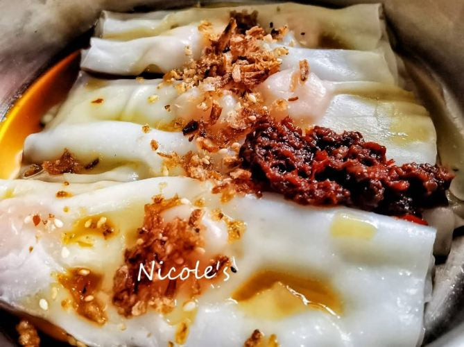 【LIMITED 限定】Chee Cheong Fun With Shrimps 鲜虾猪肠粉【FROZEN】