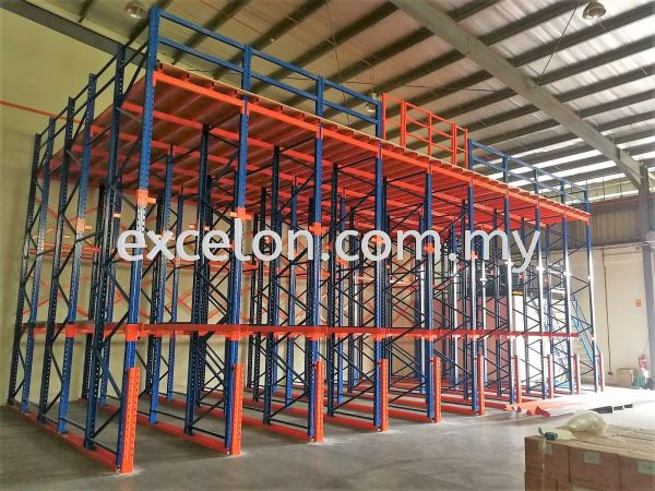 Drive-In Racking Platform Drive-In Pallet Racking System Selangor, Malaysia, Kuala Lumpur (KL), Puchong Supplier, Suppliers, Supply, Supplies | Excelon Engineering Solutions