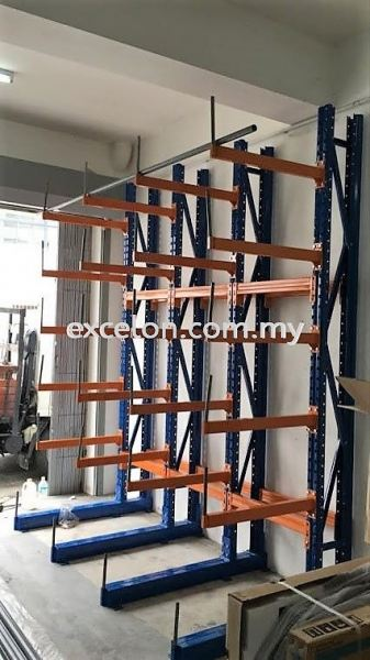 Racking Cantilever Cantilever Racking System Selangor, Malaysia, Kuala Lumpur (KL), Puchong Supplier, Suppliers, Supply, Supplies | Excelon Engineering Solutions