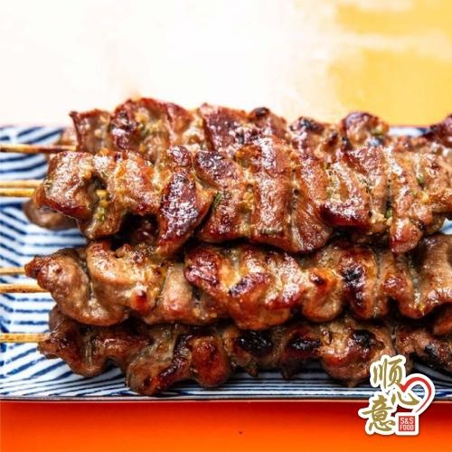 Homemade Thai Pork Bbq Stick 住家制作泰国猪肉串 (煎/炸/烤)