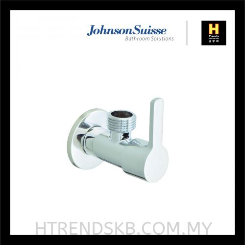 Johnson Suisse Turin Angle Valve ( WBFA301387CP)
