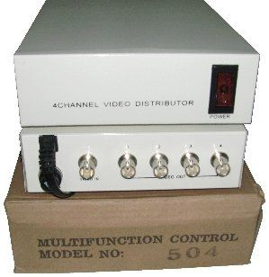 VIDEO DISTRIBUTOR CCTV - Controller Communication Product Johor Bahru JB Malaysia Supply Suppliers Retailer | LEO Automation Trading