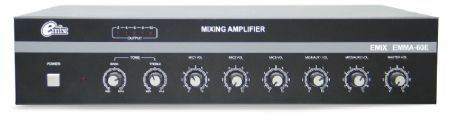 Emix Mixer Amplifier  Sound System - (Emix) Communication Product Johor Bahru JB Malaysia Supply Suppliers Retailer | LEO Automation Trading