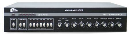 EMIX MIXER ZONE AMPLIFIER  Sound System - (Emix) Communication Product Johor Bahru JB Malaysia Supply Suppliers Retailer | LEO Automation Trading