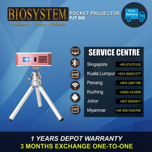 PJT-800 Projector Office Equipment Johor Bahru JB Malaysia Supply Suppliers Retailer | LEO Automation Trading