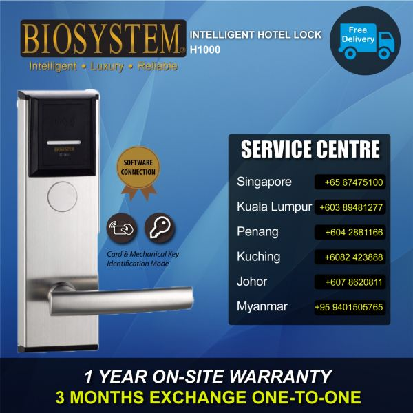 H1000 Door Access System Time Attendance Johor Bahru JB Malaysia Supply Suppliers Retailer | LEO Automation Trading