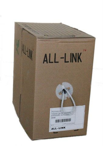 UTP-ALL-CAT5E-305M BC LAN Cable Networking Products Puchong, Selangor, Malaysia  | Vol Solutions Sdn Bhd