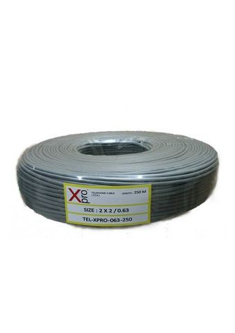 TEL-XPRO-063-250M Telephone Cable Telephone Components Puchong, Selangor, Malaysia  | Vol Solutions Sdn Bhd