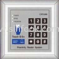 DoorGuard DG-2000 DG-2000 Door Access Johor Bahru (JB), Senai, Selangor, Kuala Lumpur (KL), Klang Installation, Services, Repair, Supplier | Sin Fook Electrical Alarm and Auto Gate Sdn. Bhd.