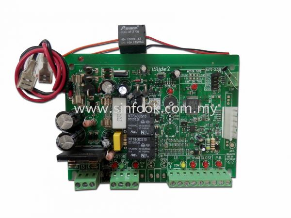 AST Controller Board Control Panel Accessories Johor Bahru (JB), Senai, Selangor, Kuala Lumpur (KL), Klang Installation, Services, Repair, Supplier | Sin Fook Electrical Alarm and Auto Gate Sdn. Bhd.
