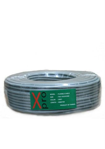 F3C-XPRO-70193 Flexible Cable 3 Core VDE and Flexible Cable Bukit Mertajam  | Masstech Solutions Sdn Bhd