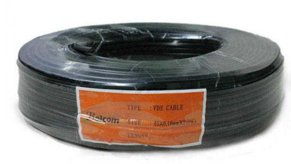 VDE BELCOM 45X0.16 BC VDE Cable VDE and Flexible Cable Bukit Mertajam  | Masstech Solutions Sdn Bhd
