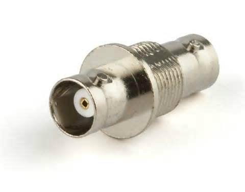BULKHEAD FEMALE TO FEMALE BNC Connector Coaxial Cable Kota Kinabalu  | Startech IT Sdn Bhd