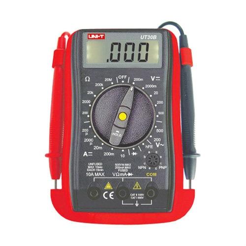 UNI-T 30B AC/DC Digital Multi Meters Meters Selangor, Malaysia, Kuala Lumpur (KL), Puchong Supplier, Supply, Manufacturer, Distributor, Retailer | IWE Components Sdn Bhd