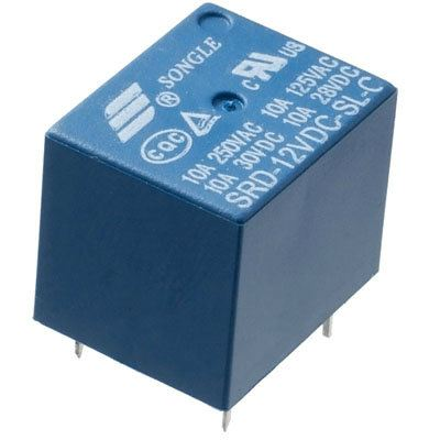 Spdt Relay Relay Electrical Products / Accessories Puchong, Selangor, Kuala Lumpur (KL), Malaysia. Supplier, Suppliers, Supply, Supplies | E Atlantic Components (M) Sdn Bhd